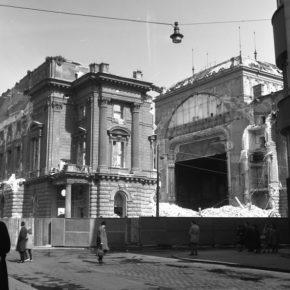 A Nemzeti Színház bontása (1965)